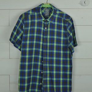 Cooper Jones casual short sleeve shirt